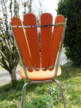 Ensemble de 4 chaises Vintage
