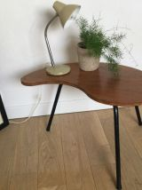 Table tripode « haricot »