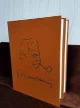 Edition originale, numerotée Georges Brassens-L'oeuvre