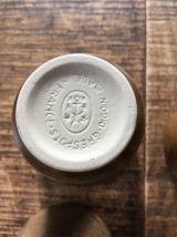 Gobelets tasses grès Digoin vintage