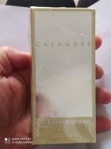 Parfum vintage Calandre de Pas. Rabanne