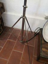 Lampe vintage pied photo studio