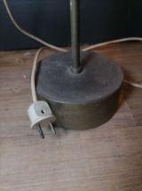 Ancien lampadaire à balancier vintage 1950 Style Guariche