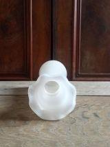 Ancien vase en opaline  BT itlay (années 60)