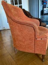 Vends fauteuils crapaud renoves