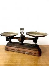 Balance vintage de collection