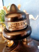 """Lampe industrielle, lampe vintage - """"Décroche"""""""