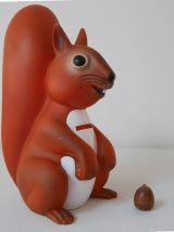 Tirelire écureuil Caisse d'Epargne