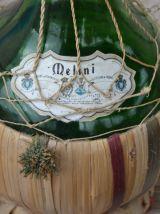 Bouteille de vin Italien Mélini 1m25 de hauteur