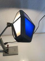 Grande lampe vintage 1920 Pirouett Art Déco - 50 cm