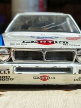 VOITURE DE COLLECTION BBURAGO LANCIA DELTA S4 MARTINI 1:24