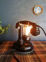 """Lampe industrielle, lampe vintage - """"Trésor des années 20"""""""