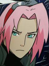 Cadre Sakura '' Naruto ''