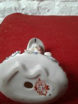 Figurine porcelaine.