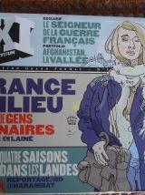 "6 magazines ""XXI"" l'information grand format"