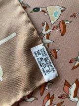 Foulard Hermès vintage