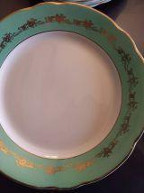 Service en porcelaine, style ancien Manufrance