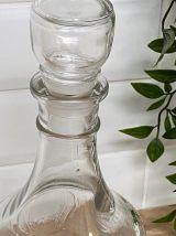 Carafe en verre