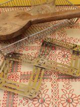Dessous de plat inox