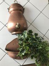 Fontaine à eau murale en cuivre