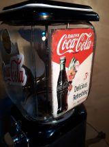 distributeur  o.a.k californie  chewing gum vintage  1960  a