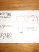 collection de cartes vintage avec les stars de Hollywood