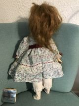 """"""" Betty """" Poupée en porcelaine """"The héritage Mint Collection"""