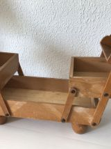 Travailleuse de table vintage