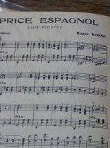 PARTITIONS Musique années,35 à 50