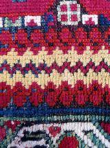 Tapis ancien Algérien Berber fait main, 1P85