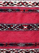 Tapis ancien Turkmène Yomud fait main, 1P88