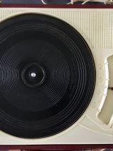 Tourne disque Audax 1963