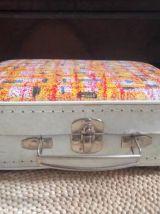 Valisette à couture vintage - Années 60