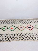 240x140cm Tapis berbere marocain azilal