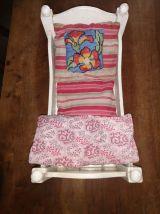 Chambre poupée vintage
