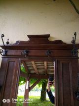 porte manteaux d'entrée ancien