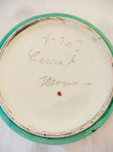 Bonbonnière de Cérart Monaco en Céramique