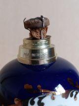 Lampe berger Revol bleu nuit motif Fragonard