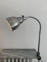 Lampe vintage 1950 industrielle KI-E-KLAIR - 80 cm