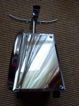 balance de cuisine vintage chrome Salter 5 kg