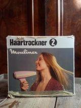 Sèche cheveux Moulinex Type SM2B (rose)