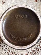 Vase en céramique émaillée 517-30 - West Germany