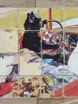 Coffret cubes Caroline 1971