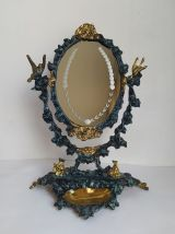Miroir psyché de table