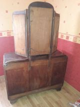 Commode coiffeuse année 40