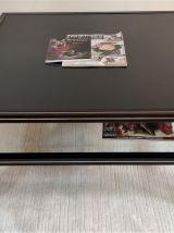 Belle grande table basse carrée 70'S  Pierre Vandel Paris