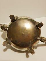 Théière en métal argenté P.N.S.E