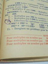 Livre d'arithmétique