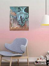 tableau décoration salon mural