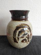 Vase en grès émaillé – années 60/70